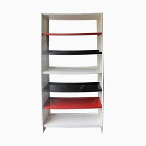 Libreria Stabilux vintage di Friso Kramer per Ahrend De Cirkel