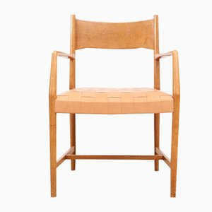Scandinavian Århus City Hall Armchair by Hans Wegner for Planmøbler, 1961