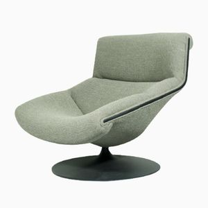 Vintage F520 Lounge Chair by Geoffrey Harcourt for Artifort