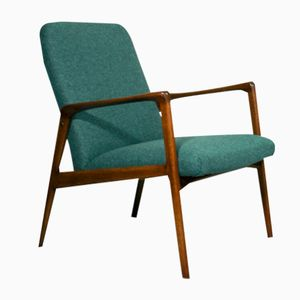 Mid-Century Organic Lounge Chair