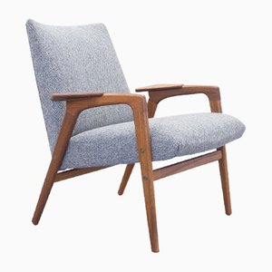 Vintage Ruster Sessel von Yngve Ekström für Pastoe