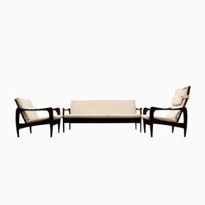 Niederländisches Mid-Century Sofa Set von De Ster Gelderland