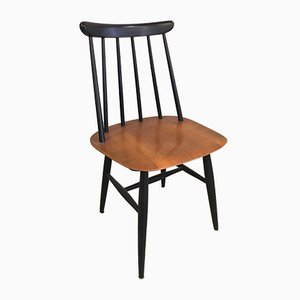Fanett Stühle von Ilmari Tapiovaara für Edsbyverken, 1980, 4er Set