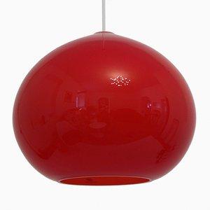 Onion-Shaped Pendant by Alessandro Pianon for Vistosi Murano, 1960