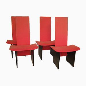 Rennie Chairs by Kazuhide Takahama for Simon-Gavina, 1971, Set of 4