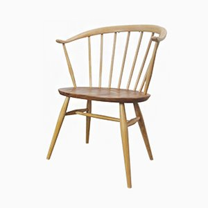 Vintage Windsor Bow Top Armchair by Lucian Ercolani for Ercol