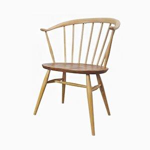 Vintage Windsor Bow Top Armlehnstuhl von Lucian Ercolani für Ercol