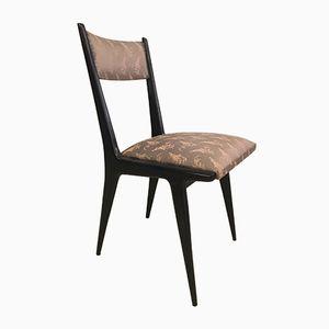 Vintage Esszimmerstühle von Silvio Cavatorta, 4er Set