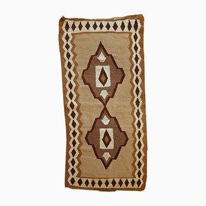 Persian Ardabil Handmade Kilim Rug, 1920s