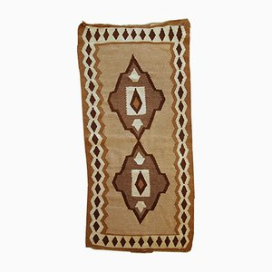 Persischer Handgefertigter Ardabil Kilim Teppich, 1920er
