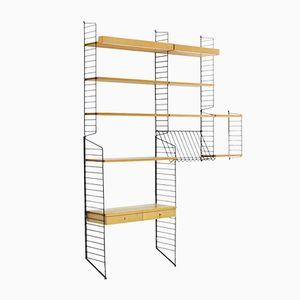 Système d'Étagère The Ladder par Nisse & Kasja Strinning pour String