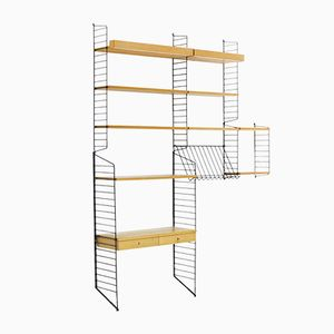 The Ladder Shelf Shelving System by Nisse & Kasja Strinning for String