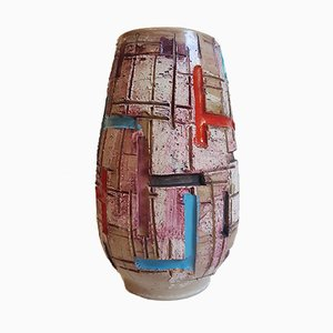 Vase Vintage en Céramique de Fratelli Fanciullacci, 1960s