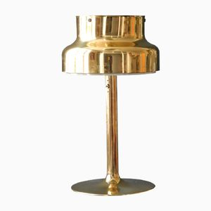 Swedish Brass Bumling Table Lamp by Anders Pehrson for Ateljié Lyktan