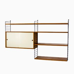 Shop designer shelves and wall units online at pamono - Etagere string vintage ...