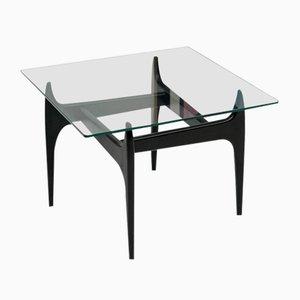 Tavolino da cafè vintage di Jos de Mey per Luxus