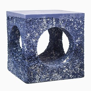 Tabouret Rock SH2 en Métal par Michael Young pour Veerle Verbakel Gallery, 2016