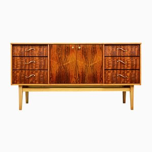 Mid-Century Rosewood and Tola Sideboard, 1960s