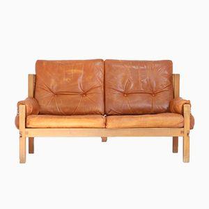 Sofa von Pierre Chapo, 1950er
