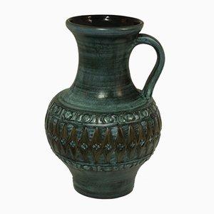 Große Vintage Vase von Jean de Lespinasse
