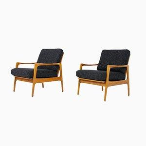 Vintage Sessel von Wilhelm Knoll, 2er Set