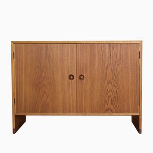 Danish Oak Sideboard by Hans Wegner for Ry Mobler, 1960s