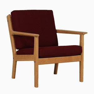 GE 265 Oak Chair by Hans J. Wegner for Getama, 1970s