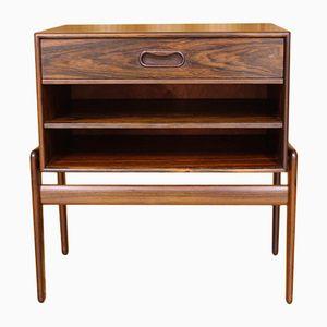 Mid-Century Danish Rosewood Drawer Cabinet by Arne Vodder & Anton Borg for Vamo Mobelfabrik