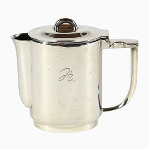 Silver Alpine Coffee Pot by Gio Ponti for Krupp Berndorf, 1935