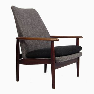 Mid-Century Armchair from Hulmefa