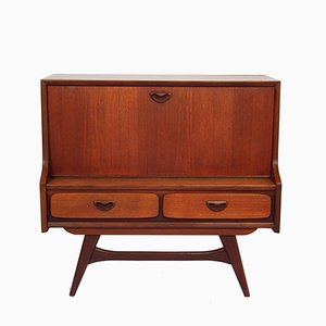Small Mid-Century Cabinet by Louis van Teeffelen for Wébé