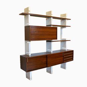 Extenso Bücherregal mit Austauschbaren Elementen von Amma, 1960er