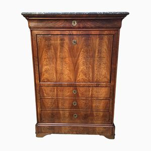 French Charles X or Louis Philippe Secretary