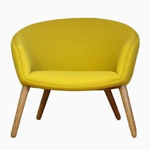 Dänischer AP26 Pot Chair von Nanna Ditzel für AP Stolen, 1953