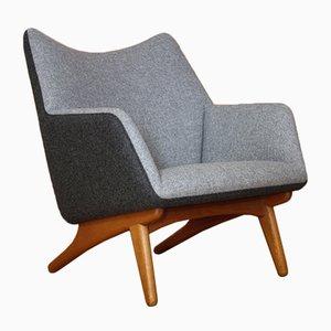 Dänischer Sessel von Illum Wikkelsø für Mikael Laursen, 1960er