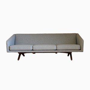 Danish ML90 Sofa by Illum Wikkelsø for Mikael Laursen, 1960s