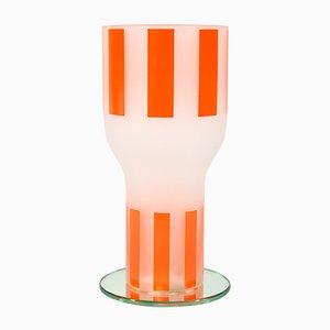 Vintage Jim Vase von James Irvine / Sottsass Associati für Egizia