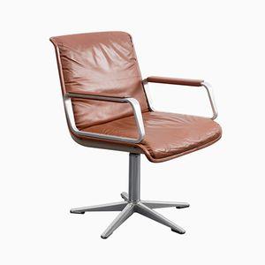 Chaise de Direction Série 2000 Vintage par Delta Design pour Wilkhahn