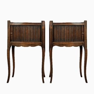 French Night Stands, 1850s, Set of 2
