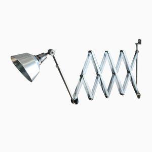 Grande Lampe à Ciseaux R2 Vintage par Curt Fischer pour Midgard