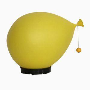 Italienische Balloon Lampe von Yves Christin für Bilumen, 1970er