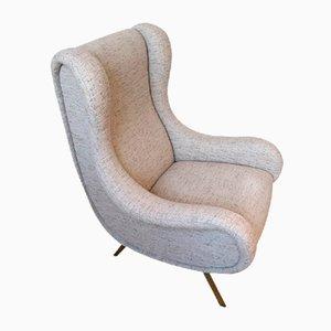 Vintage Senior Armchair by Marco Zanuso for Arflex