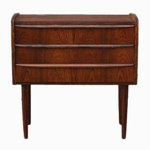 Vintage Rosewood Bedside Table