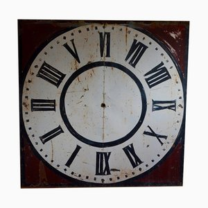 19th Century Church Clock Face