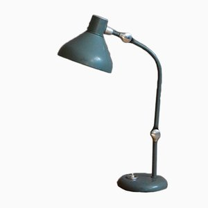Vintage GS1 Green Table Lamp from Jumo