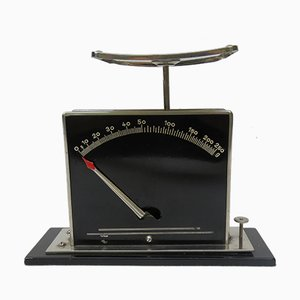 Vintage German Letter Scales