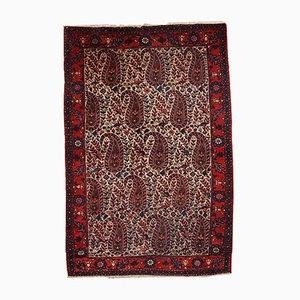 Handgemachter Persischer Vintage Malayer Teppich, 1950er
