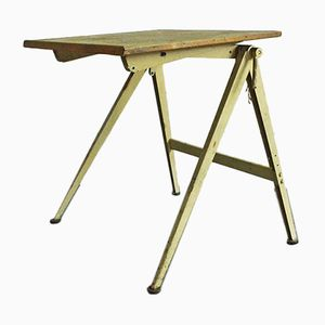 Industrial Drafting Table, 1950s
