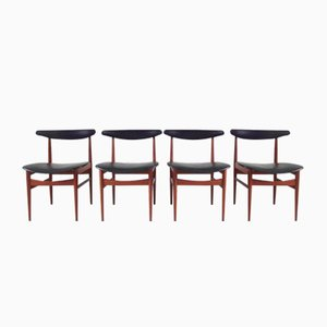 Danish Dining Chairs, 1965, Set of 4