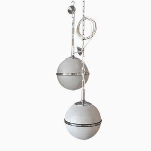 Speaker Audiorama 4000 sferici di Grundig, 1975, set di 2